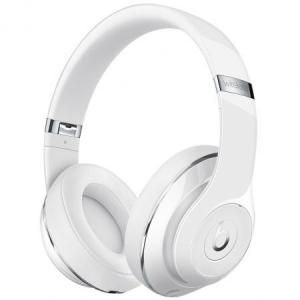 Casti Beats Studio Wireless Over-Ear  - Gloss White mp1g2zm/a