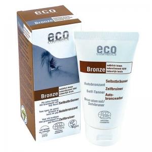 Fluid autobronzant bio pentru fata si corp cu rodie si extract de goji, 75 ml - Eco Cosmetics