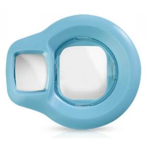 Fujifilm Instax Mini 8 selfie lens, albastru