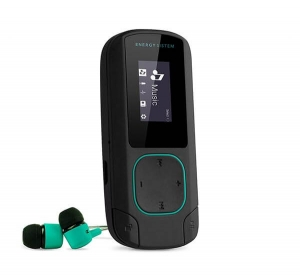 MP3 Player Energy Sistem CLIP Bluetooth Mint