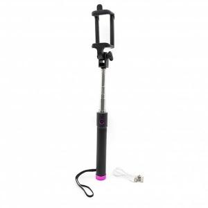 Premium Bluetooth Selfie stick Tellur M76BF Deep Purple