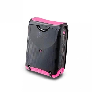 Valiza TRUNKI Jurni Fushion Pink