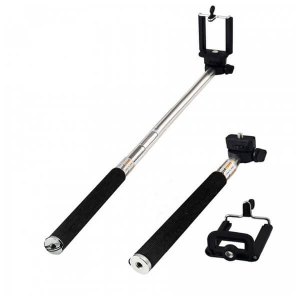 Bluetooth Selfie stick Tellur TL7-5W  Piano Black