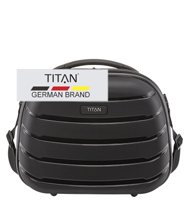 TITAN LIMIT Beauty Case Negru