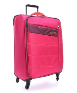 Troler Travelite KITE 4w Lexp - Roz